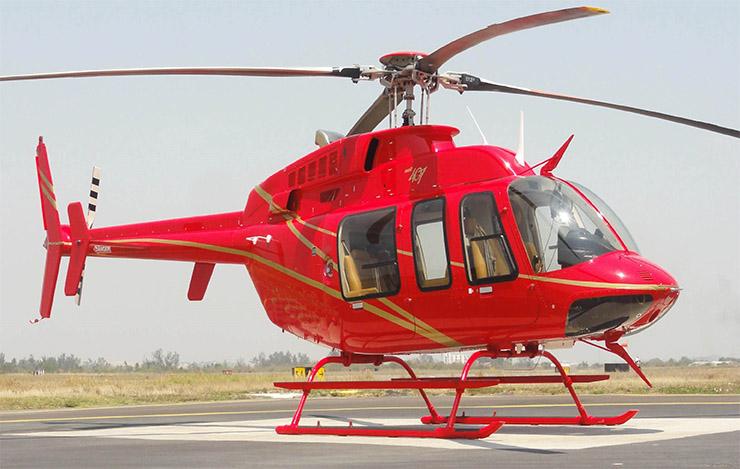 2007 Bell 407 Therotorhub Com