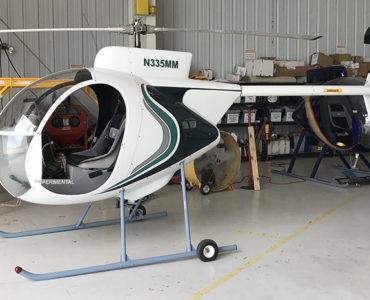 Helicopters: piston-engine powered | TheRotorHub com
